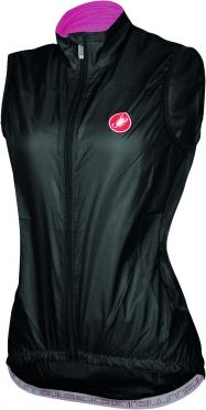Castelli Velo W cycling vest black women 14065-010