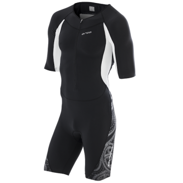 Orca 226 Kompress trisuit short sleeve men
