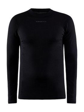 Craft Pro Wool Extreme X baseleyer long sleeve black men