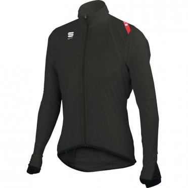 Sportful hot pack 5 jacket black men