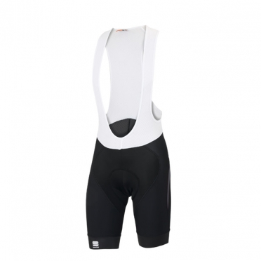 Sportful Tour Max bibshort black/grey men