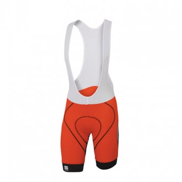 Sportful Tour Max bibshort black/red men
