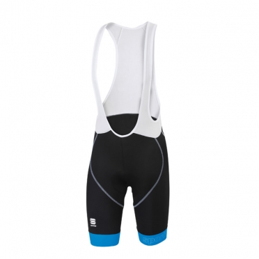 Sportful Bodyfit Classic Bibshort black/blue men