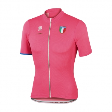 Sportful Italia CL cycling jersey pink men