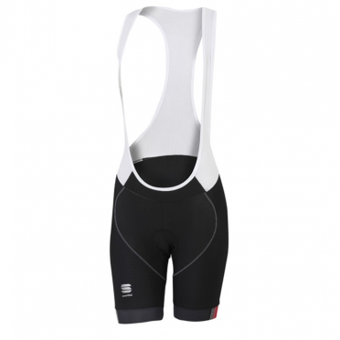 Sportful Bodyfit Pro W bibshort black/white women