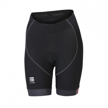 Sportful Bodyfit Pro W short black women