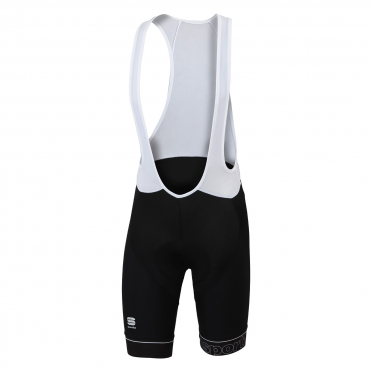 Sportful Bodyfit Classic Bibshort black/white men