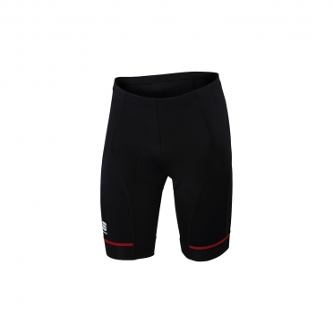 Sportful Giro 2 Sol cycling short 24cm black/red men