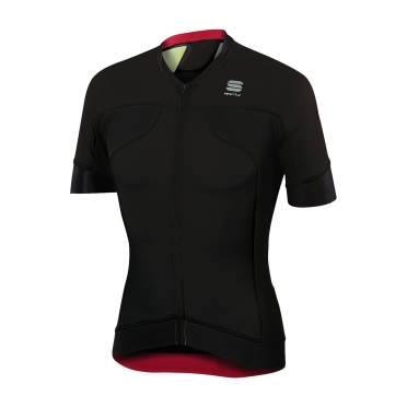 Sportful Passo Cycling Jersey black men