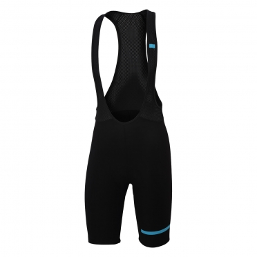Sportful Giara Bibshort black/blue men