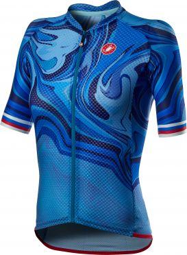 Castelli Climber's 2.0 FZ jersey blue women
