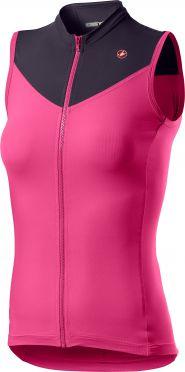 Castelli Solaris 3 SL jersey pink women
