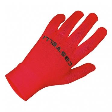 Castelli corridore glove red men
