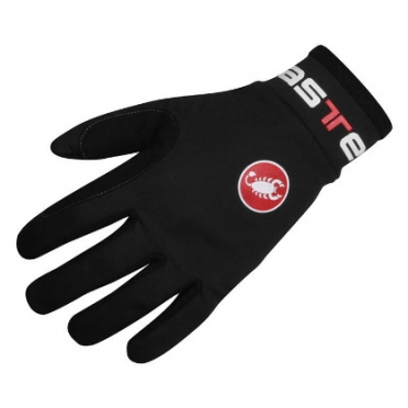 Castelli lightness glove black mens 10529-010