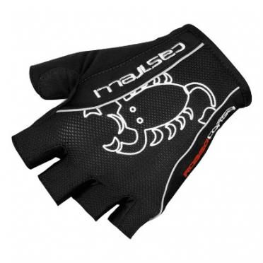 Castelli Rosso corsa classic glove black mens 13032-010 2015