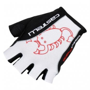 Castelli Rosso corsa classic glove black/white mens 13032-101 2015