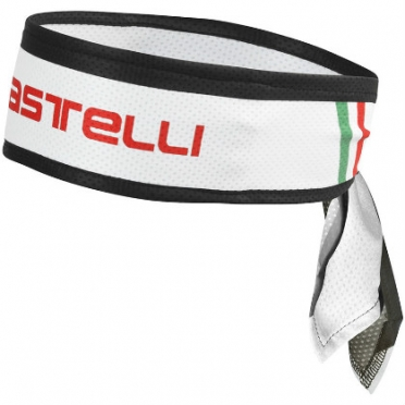 Castelli Headband white 13047-001 2015