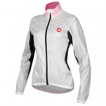 Castelli Velo W cycling jacket white women 14064-001