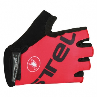 Castelli Tempo V glove red/black mens 15027-023 2015