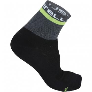 Castelli Volo 9 sock turbulence mens 15033-005 2015