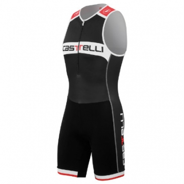 Castelli Core tri suit black/white men 14110-010