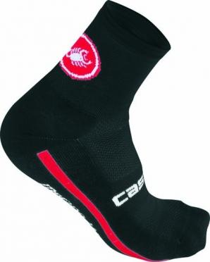 Castelli Merino 9 sock men black 14545-010