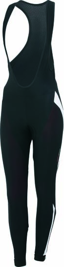 Castelli Sorpasso W bibtight black/white women 14576-101