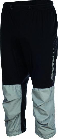 Castelli Tempesta 3/4 pant black/grey mens 15513-010