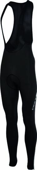 Castelli Nanoflex 2 bibtight black mens 15534-010