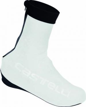 Castelli Corsa overshoes white mens 15545-001