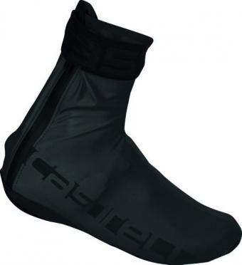 Castelli Reflex overshoes black mens 15546-010
