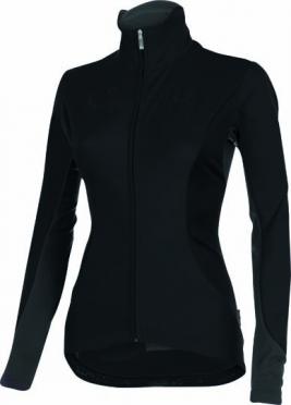 Castelli Trasparente due W cycling jersey black ladies 15560-010