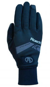 Roeckl Villach winter cycling glove black unisex