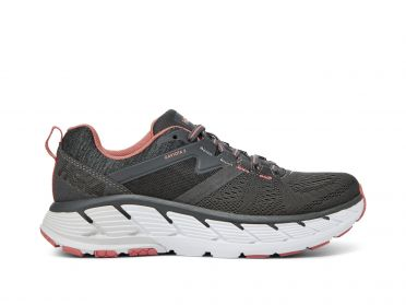 Hoka One One Gaviota 2 running shoes dark grey women