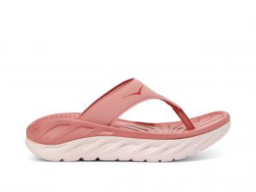Hoka One One ORA Recovery Flip pink women