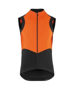 Assos Tiburugiletéquipe sleeveless vest orange men