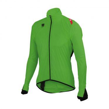 Sportful Hotpack 5 long sleeve jacket green men