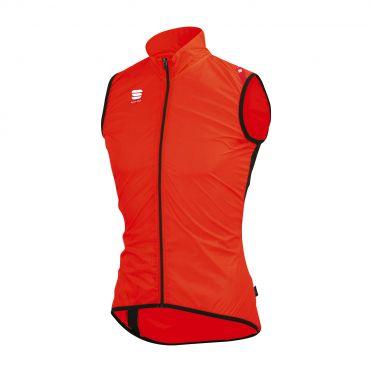 Sportful Hotpack 5 sleeveless vest red men