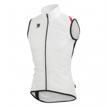 Sportful hot pack 5 vest men's white/black 01136-102 2014