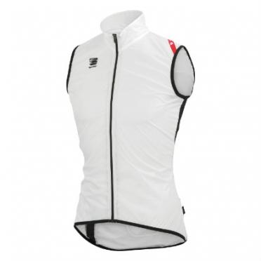 Sportful Hot pack 5 vest white/black men