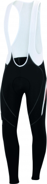 Sportful Gruppetto bibtight black/white/red men