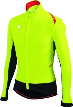 Sportful Fiandre Light Wind Jacket yellow men