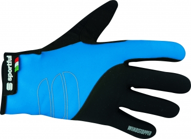 Sportful WS essential cycling glove blue/black men