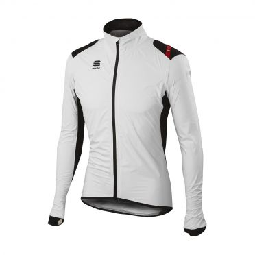 Sportful Hotpack Norain Jacket white-black men 01337-102