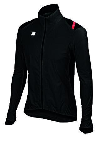 Sportful Hotpack Norain Jacket black men 01337-002