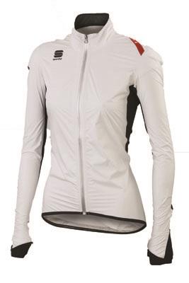 Sportful Hotpack Norain Cycling jersey white women 01338-102
