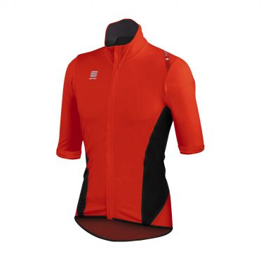 Sportful Fiandre Light Norain Short Sleeve red men