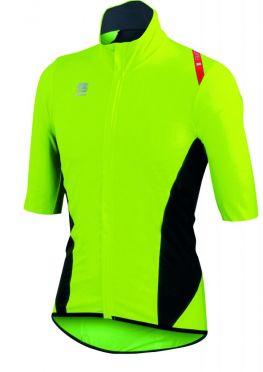 Sportful Fiandre Light Norain Short Sleeve yellow men
