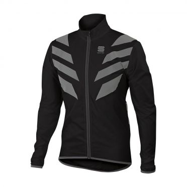 Sportful Reflex long sleeve jacket black men