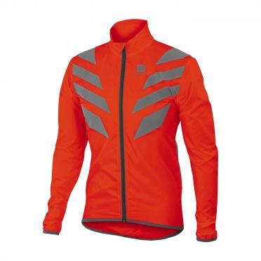 Sportful Reflex long sleeve jacket red men